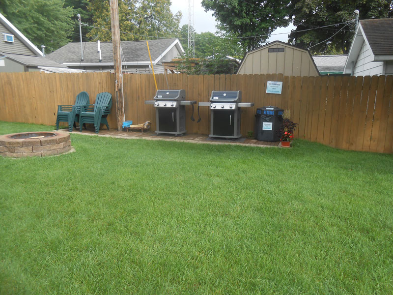 Grills and Lawn Furniture